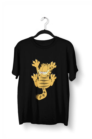 Garfield Scratch T shirt for Men