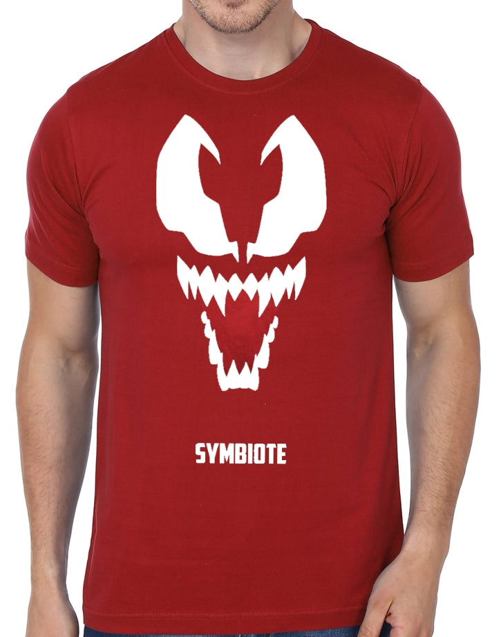 Venom Symbiote Design Casual Tee For Men - COPYCATZ