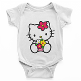 Hello Kitty Graphic Printed Onesies for Babies - COPYCATZ