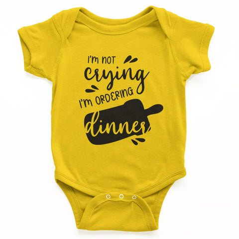 thelegalgang,I am not crying Rompers for Babies,.