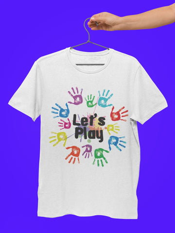 thelegalgang,Let's Play Holi - Holi T shirt for men,MEN.