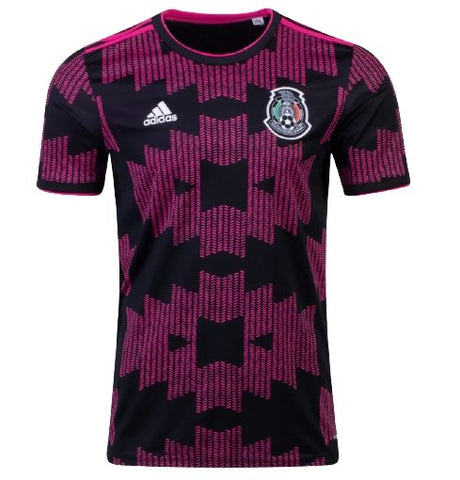 Mexico Home Jersey 2021 - 22