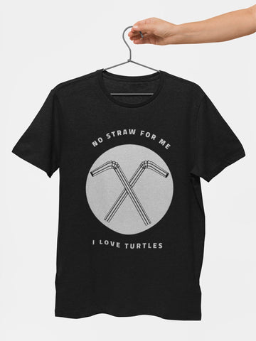 I Love Turtles Environment T-Shirt - COPYCATZ
