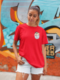 Shinchan Design Pocket Tee - COPYCATZ
