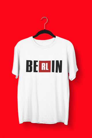 thelegalgang,Money Heist Character T Shirt for Men - Berlin,.