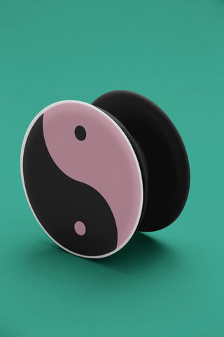 thelegalgang,BlackPink  Ying Yang Pop Socket,POP GRIPS.