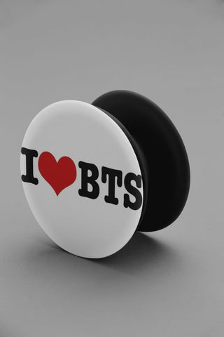 I Love BTS Pop Socket - COPYCATZ