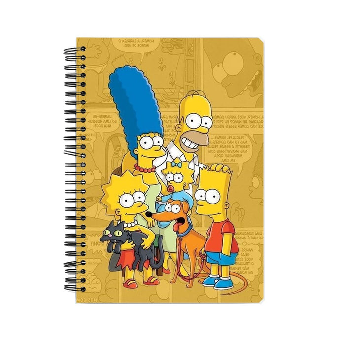 Simpson family Notebook - COPYCATZ