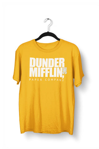 thelegalgang,Dunder Mifflin The Office T-Shirt,.