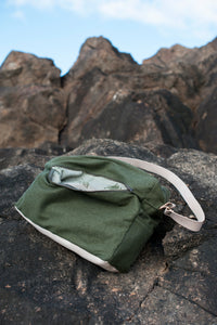 BUGS & LEAVES | PRUNO bag green
