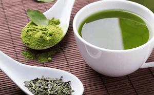 green tea - health tea - botanical tea