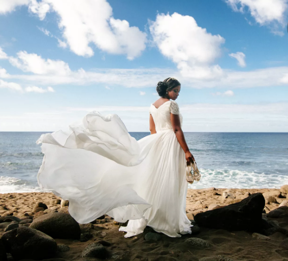 Dressing for Your Destination Wedding
