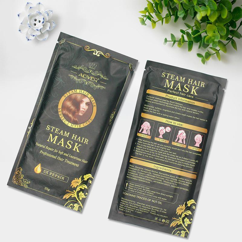 Steam Hair Mask Treatment