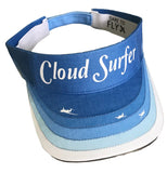 CLOUD SURFER SUN VISOR