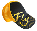 DIAMOND HEAD FLY HAT