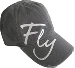 CUSTOM TAIL NUMBER FLY HAT