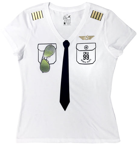 FEMALE PILOT UNIFORM