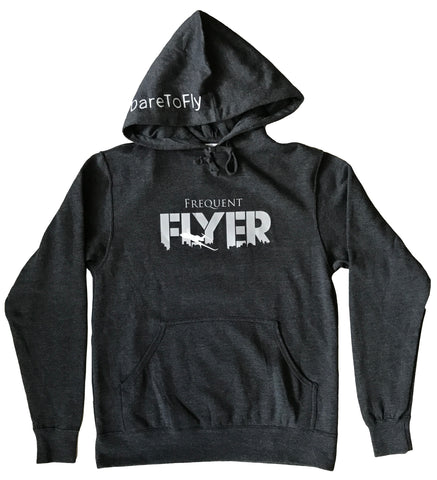 FREQUENT FLYER AVIATION HOODIE