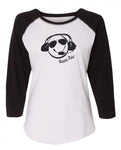 HAPPY PILOT RAGLAN T-SHIRT