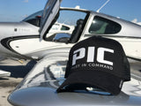 PILOT IN COMMAND HAT