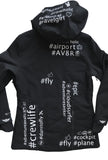 DARE TO FLY INSULATED TECHNICAL TRAVEL JACKET