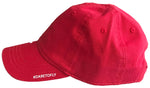 RED DTF SIGNATURE BASEBALL HAT