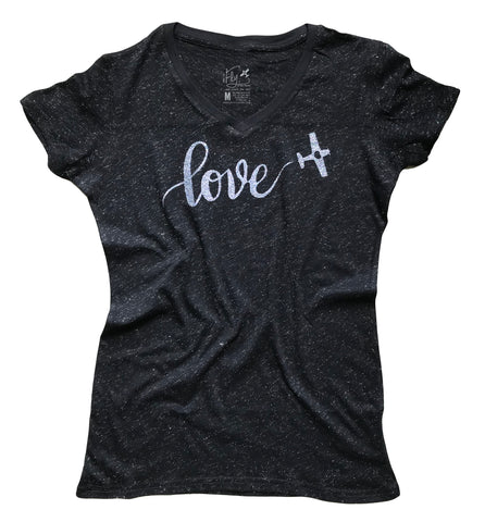 LOVE CONTRAIL T-SHIRT