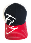PATRIOTIC SIGNATURE FLY HAT
