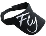 FLY SUN VISOR (BLACK) DARE TO FLY™