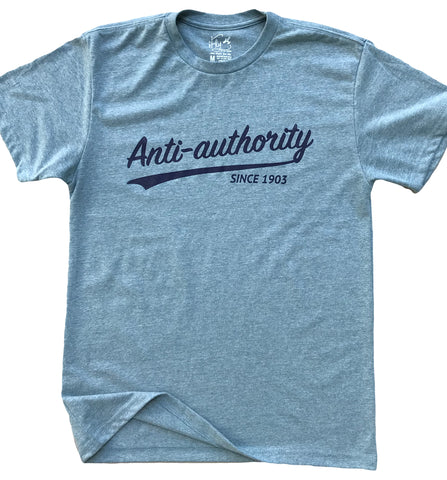 ANTI-AUTHORITY PILOT T-SHIRT