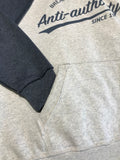 ANTI-AUTHORITY AVIATION HOODIE