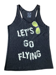 LET'S GO FLYING TANK TOP