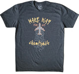 MAKE WAY FOR MY CHEMTRAIL T-SHIRT