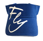 FLY SUN VISOR (ROYAL) DARE TO FLY™