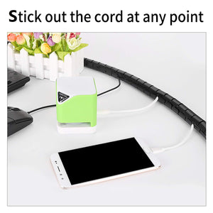 (Buy Two Free Shipping)Cable Management Sleeve