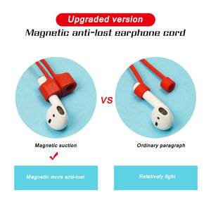 (Hot selling 5000 items)Airpods magnetic anti-lost line