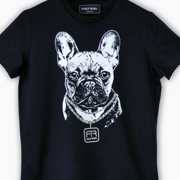FRENCHIE BLING