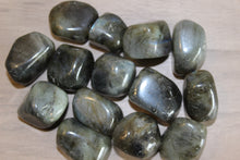 Load image into Gallery viewer, Tumbled Labradorite