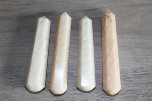Faceted Wands