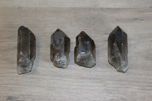 Load image into Gallery viewer, Natural Smoky Quartz Points