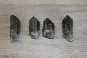 Natural Smoky Quartz Points