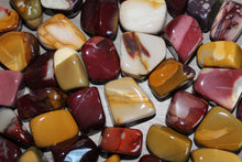 Load image into Gallery viewer, Tumbled Mookaite Jasper