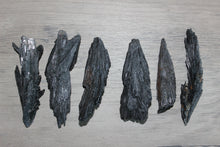 Load image into Gallery viewer, Rough Black Kyanite