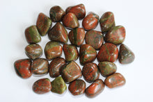 Load image into Gallery viewer, Tumbled Unakite
