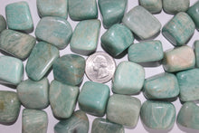 Load image into Gallery viewer, Tumbled Amazonite