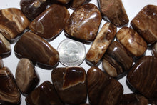 Load image into Gallery viewer, Tumbled Brown Calcite
