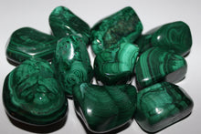 Load image into Gallery viewer, Tumbled Malachite (Prices Vary)