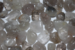 Tumbled Rutilated Quartz