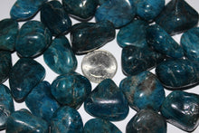 Load image into Gallery viewer, Tumbled Blue Apatite