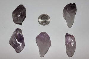 Natural Amethyst Points